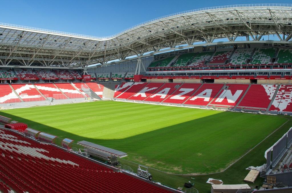 «Рубин» возвратится на«Казань-арену» 15октября вматче с«Крыльями Советов»