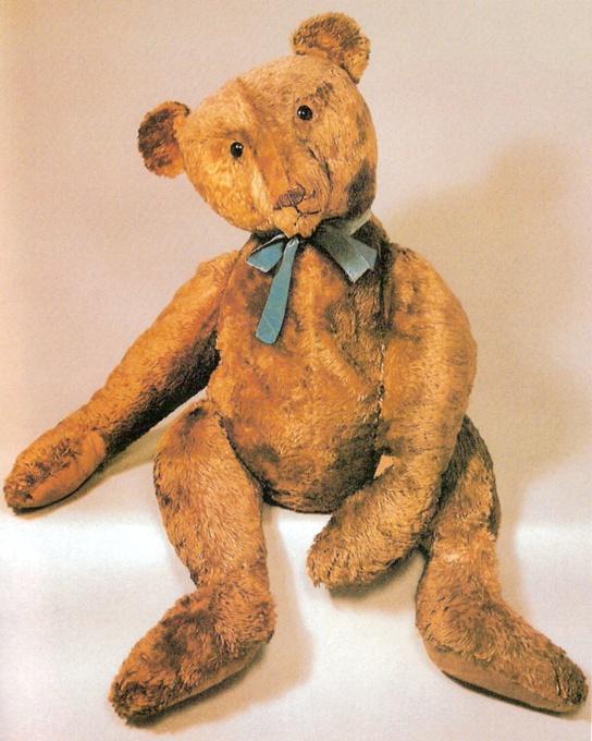 История возникновения мягкой игрушки