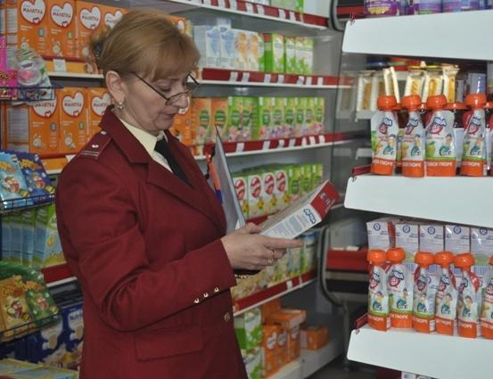 ВТатарстане занекачественные продукты наложили штрафов на26 млн. руб.
