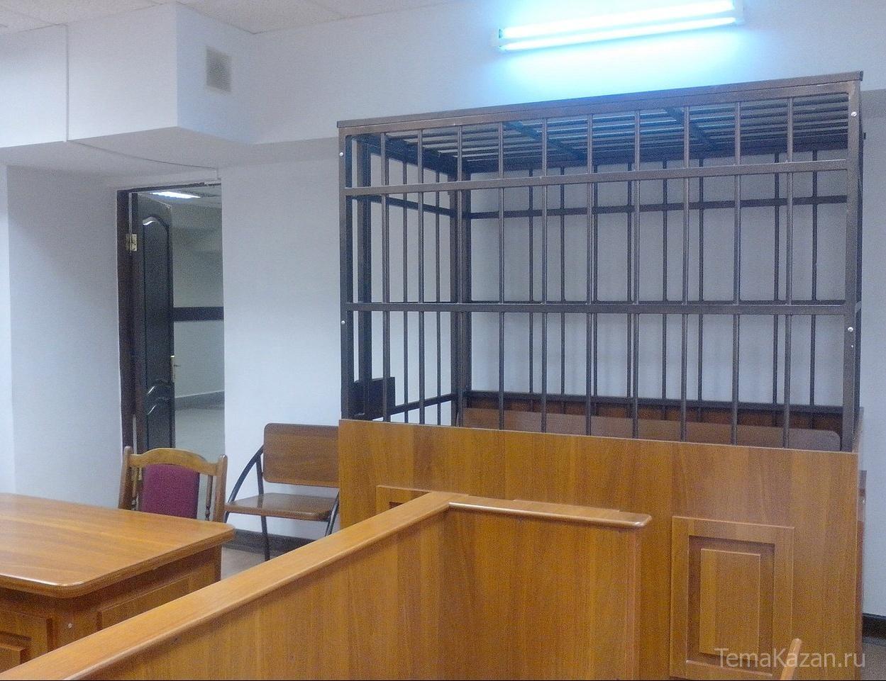 Жительницу Нижнекамска доставили всуд под конвоем