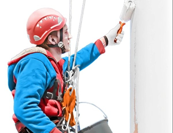 Пофакту падения индустриального альпиниста вТатарстане возбуждено уголовное дело