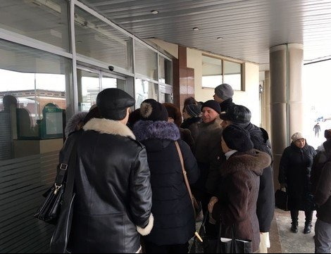 Алтынбанк из-за трудностей Татфондбанка ввел ограничения обслуживания