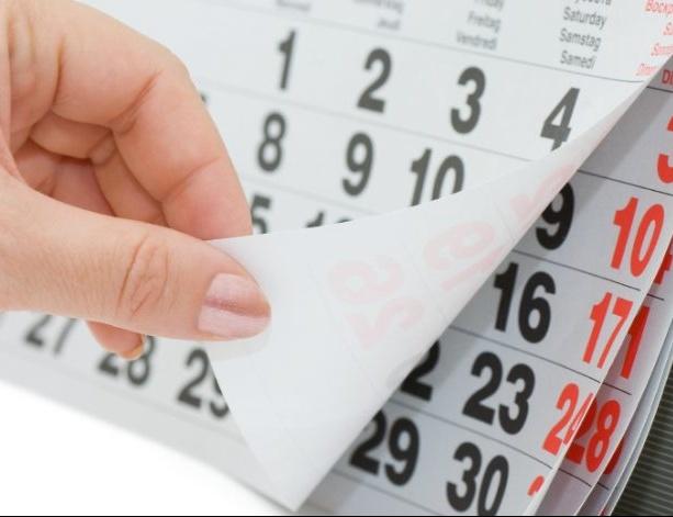 Календарь на 2012 год производственный в рк
