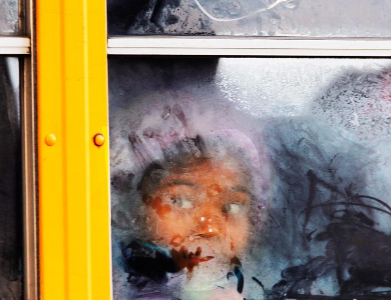 ВПестречинском районе дети добирались дошколы вхолодном ученическом  автобусе