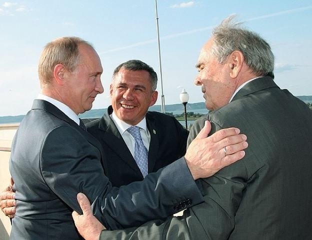 ВТатарстане предпримут неожиданный ход посохранению поста президента