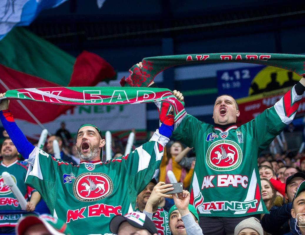 Магнитогорский «Металлург» вышел вчетвертьфинал хоккейного Кубка Гагарина