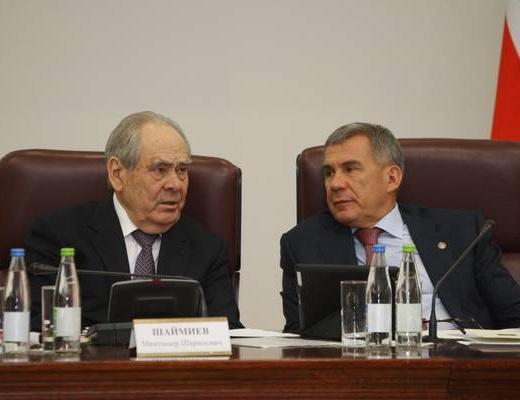 ПрезидентРТ: Впредоставлении недостоверных сведений одоходах отмечены министры