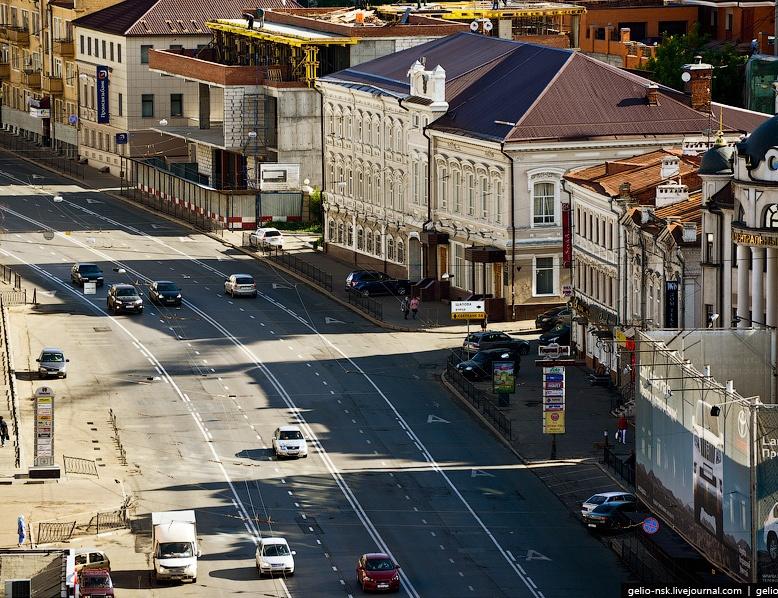В столице РТ еще на год продлили закрытие проезжей части по улице Пушкина