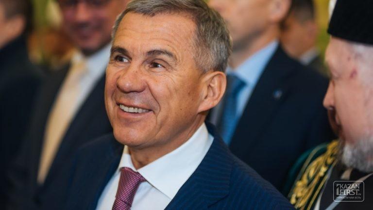 Минниханов призвал заботиться о состоянии парков и скверов в Татарстане