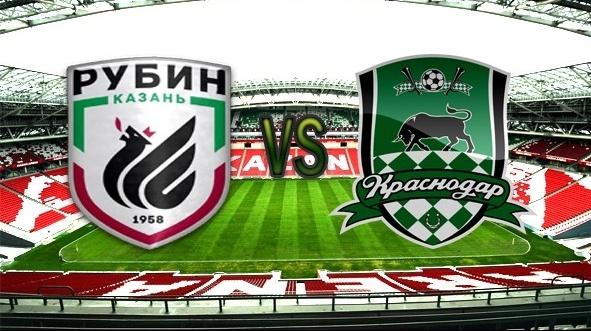 Казанский «Рубин» проиграл Краснодару в первом матче чемпионата России