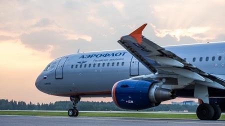 Очередной самолет Аэрофлота вылетит не по расписанию