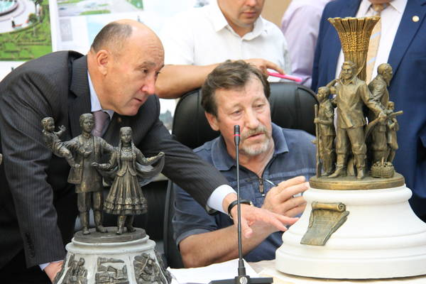 В Казани появится памятник крестьянину-труженику
