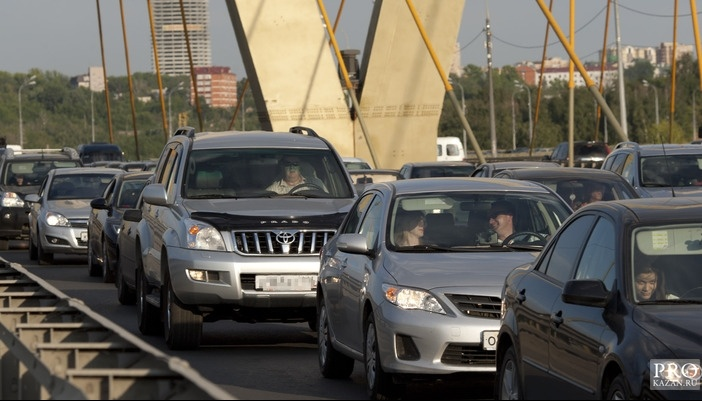 ВТатарстане рынок легковых авто вырос на20%