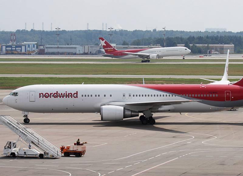 Авиакомпания Nordwind задержала второй подряд чартер из Казани