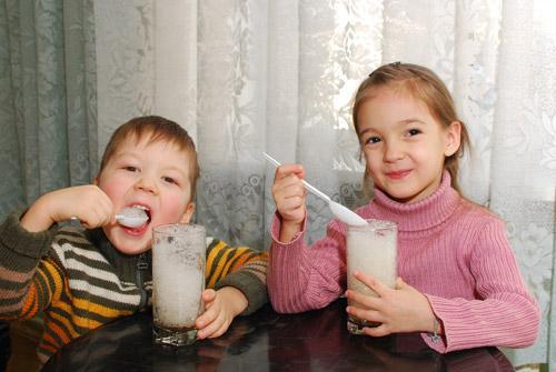 Кислородный коктейль оказывает антибактериальный, фунгицидный...