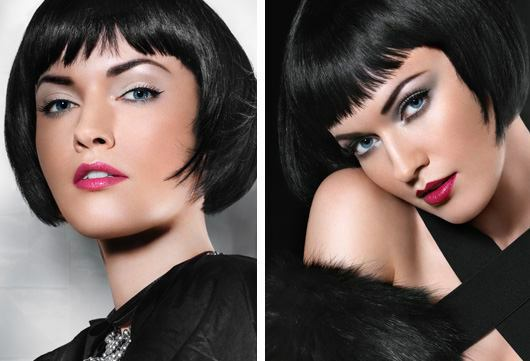 Новогодний макияж от Arabesque