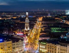Новости  - К чемпионату мира по футболу у Казани появится «ночное лицо»