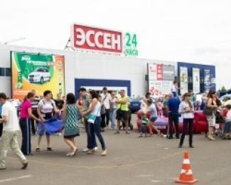 """В Казани построят три гипермаркета """"Эссен"""""""