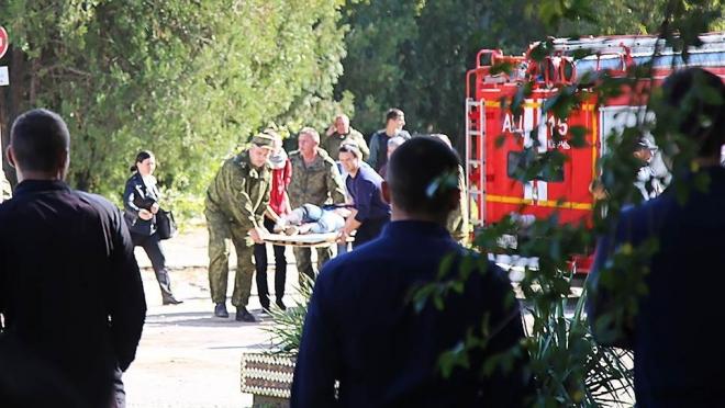 Новости  - Нападение в Керчи: число погибших увеличилось до 20 человек