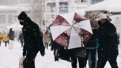 На выходных в Казани и по республике в целом ожидается мокрый снег и дождь