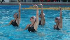 Во Дворце водных видов спорта пройдет первенство России по синхронному плаванию