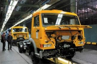 В Автограде открылся новый производственный корпус «ZF-Кама»