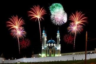 9 мая салют в Казани запустят с двух площадок