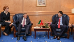 Новости  - Рустам Минниханов встретился с премьер-министром Туниса Юсефом Шахедом