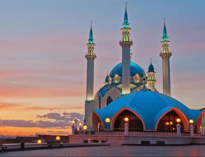 Мусульманская Казань в своем симбиозе культур