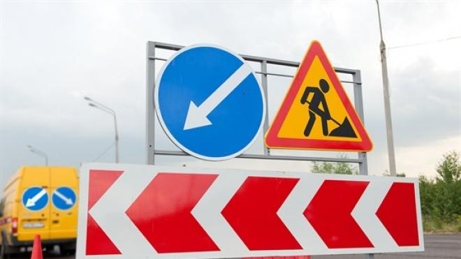 С 18 мая ограничат движение по улице Павлюхина и Оренбургскому тракту