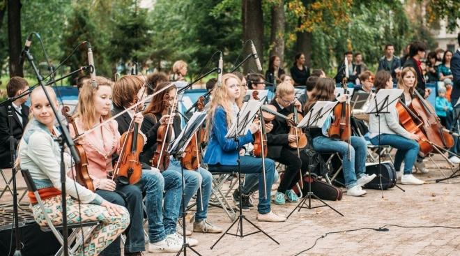В Казани создадут уникальный проект - электронный оркестр