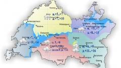 Новости  - 28 апреля в Казани и по республике в целом ожидается пасмурная погода