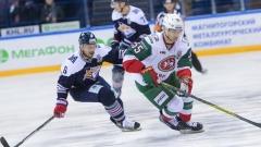 Новости Спорт - Барсы снова обыграли ХК из Магнитогорска