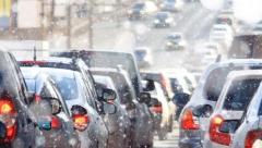 Новости Транспорт - Из-за погодных условий приостановили движение междугородних автобусов