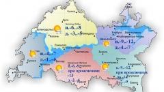 Новости  - 26 февраля в Казани и по Татарстану сохранится лёгкий морозец