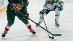 Новости Спорт - «Ак Барс» обыграл уфимский «Салават Юлаев»