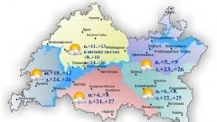 Новости  - Сегодня по республике ожидается теплый день