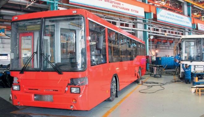 В Татарстане на метан перевели более полутора тысяч транспортных средств