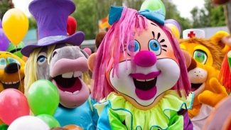День защиты детей в Казани омрачен погодой: отменен Парад ростовых кукол