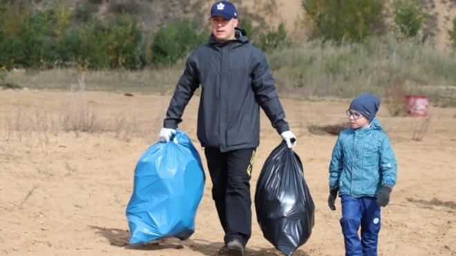 38 тысяч татарстанцев совместно собрали 2 056 тонн отходов