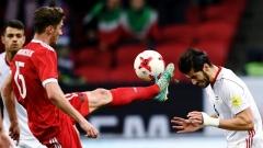 Новости  - Сборная России в матче с Ираном сыграла в ничью