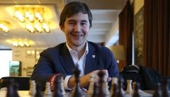 Новости  - Международный гроссмейстер Сергей Карякин даст мастер-класс в Татарстане
