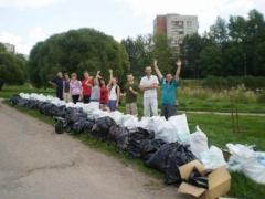 Новости  - Челнинские общественники выходят на уборку кладбища