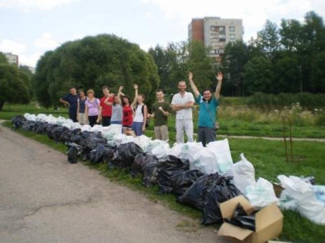 Челнинские общественники выходят на уборку кладбища