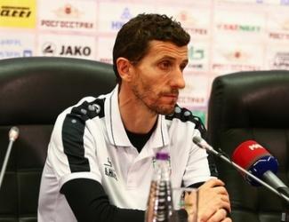 Грасия после очередного поражения «Рубина» заявил, что у него нет причин уходить из клуба