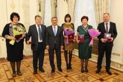 Новости  - В Татарстане вручили премию «Руководитель года»
