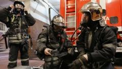 Новости  - В Казани заживо в своем автомобиле сгорел мужчина