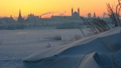 Новости  - 9 марта по республике до 10 градусов мороза