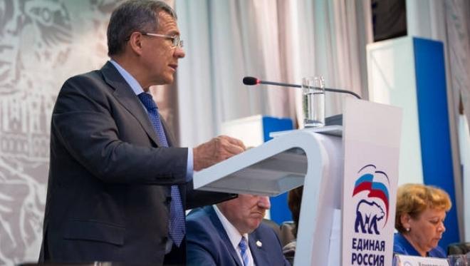 Минниханов сказал сколько татарстанцев поддержит Путина на будущих выборах