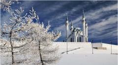 Новости Погода - 17 января в Татарстане ожидаются снегопад и слабый ветер